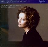 The Songs of Johannes Brahms Vol.1