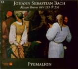 BACH - Pygmalion - Messe luthérienne en fa majeur, pour solistes, chœur
