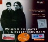 SCHUMANN - Altstaedt - Trois romances op.94 : version pour violoncelle e