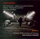 DERBES - Antonioli - Deux nocturnes