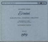 VERDI - Votto - Ernani, opéra en quatre actes (Live Milano 07 - 12 - 1969) Live Milano 07 - 12 - 1969