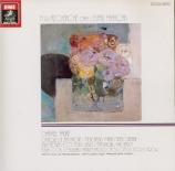 FAURE - Alldis - Cantique de Jean Racine, pour chœur mixte et piano ou o import Japon