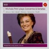 Michala Petri plays Concertos & Sonatas