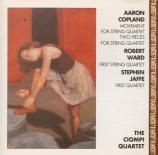 COPLAND - Ciompi Quartet - Mouvement pour quatuor à cordes