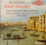 ROSSINI - Anderson - Les soirées musicales