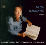 BEETHOVEN - Rubackyté - Sonate pour piano n°31 op.110
