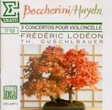 BOCCHERINI - Lodeon - Concerto pour violoncelle n°9 G 482