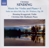 Music for Violin and Piano Vol.1