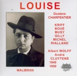 CHARPENTIER - Cluytens - Louise