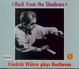 BEETHOVEN - Wührer - Triple concerto pour piano, violon et violoncelle o