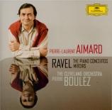 RAVEL - Aimard - Concerto pour piano et orchestre en sol majeur