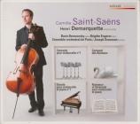 SAINT-SAËNS - Demarquette - Concerto pour violoncelle n°1 op.33
