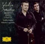 JANACEK - Repin - Sonate pour violon et piano