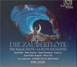 MOZART - Jacobs - Die Zauberflöte (La flûte enchantée), opéra en deux ac + 1 DVD