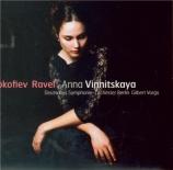 PROKOFIEV - Vinnitskaya - Concerto pour piano et orchestre n°2 en sol mi