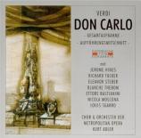 VERDI - Adler - Don Carlo (Live MET 1955) Live MET 1955