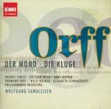 ORFF - Sawallisch - Der Mond