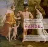 HAENDEL - Ledger - Alexander's feast, masque HWV.75