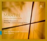 MARTIN - Dijkstra - Messe pour double choeur a cappella