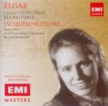 ELGAR - Du Pré - Concerto pour violoncelle op.85