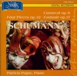 SCHUMANN - Pagny - Carnaval op.9