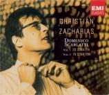 SCARLATTI - Zacharias - Sonate pour clavier K.22 L.360
