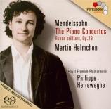 MENDELSSOHN-BARTHOLDY - Helmchen - Concerto pour piano et orchestre n°1