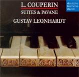 COUPERIN - Leonhardt - Suite pour clavecin en la mineur