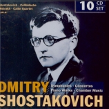 CHOSTAKOVITCH - Mitropoulos - Anthologie