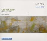 KATZER - Sonar Quartet B - Quatuor n°1