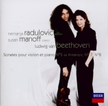 BEETHOVEN - Radulovic - Sonate pour violon et piano n°5 op.24 'Le printe