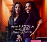 PIAZZOLLA - Léger - Chansons
