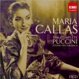 The Complete Puccini Studio Recordings