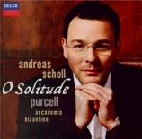 PURCELL - Scholl - If music be the food of love (Heveningham), mélodie (