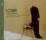 HAYDN - Gardiner - Messe Hob.XXII.14 'Harmoniemesse'