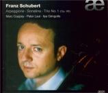 SCHUBERT - Coppey - Sonate pour piano et arpeggione (ou violoncelle) en