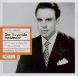 WAGNER - Sawallisch - Der fliegende Holländer (Le vaisseau fantôme) WWV Live Bayreuth, 1959