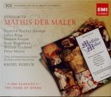 HINDEMITH - Kubelik - Mathis der Maler