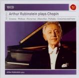 CHOPIN - Rubinstein - Sonate pour piano n°2 en si bémol mineur op.35