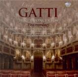 GATTI - Ghidoni - Concertone pour deux violons en ré majeur