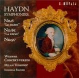 HAYDN - Turkovic - Symphonie n°6 en ré majeur Hob.I:6 'Le matin'