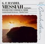 HAENDEL - Neary - Messie (Le) : extraits