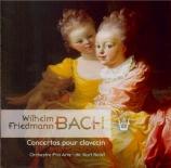 BACH - Haudebourg - Concerto pour clavier en ré majeur Fk.41