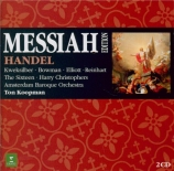 HAENDEL - Koopman - Messie (Le) HWV56 (Messiah)