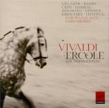 VIVALDI - Biondi - Ercole su'l Termodonte, opéra en 3 actes RV.710 (inco