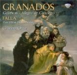 GRANADOS - Ortiz - Goyescas : extraits