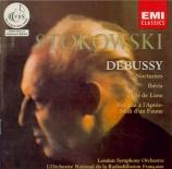 DEBUSSY - Stokowski - Prélude à l'après-midi d'un faune, pour orchestre