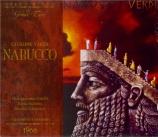 VERDI - Gavazzeni - Nabucco (Live Scala di Milano 7 - 12 - 1966) Live Scala di Milano 7 - 12 - 1966