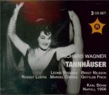 WAGNER - Böhm - Tannhäuser WWV.70 (live Napoli 17 - 03 - 1956) live Napoli 17 - 03 - 1956