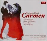 BIZET - Maag - Carmen, opéra comique WD.31 Carmen, chanté en Italien - live Napoli 19 - 12 - 1960